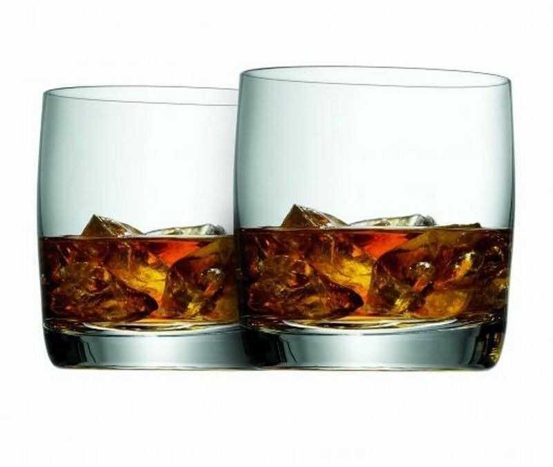 Wmf - zestaw szklanek do whisky 0,3l clever&more - 2 szt