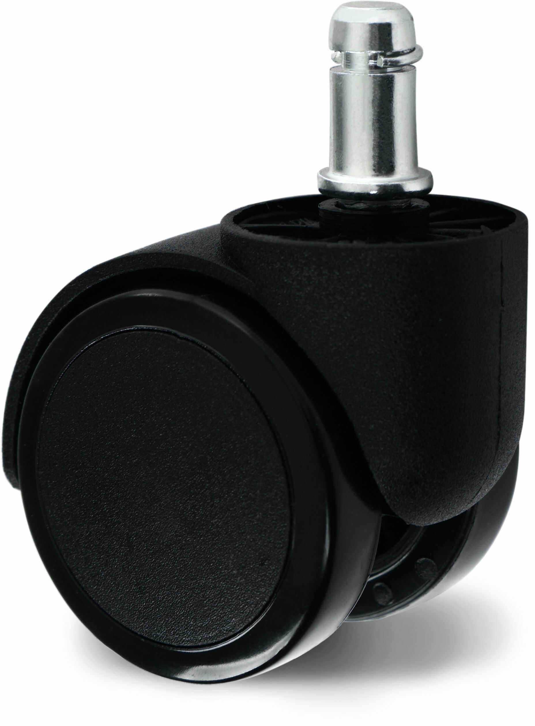 Kółka miękkie samohamowne 50mm (5 sztuk)