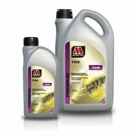 Millers Oils TRX 75W90 5l