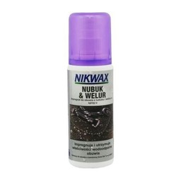 NikWax Impregnat do Nubuku i Zamszu 125ml atomizer