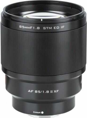 Viltrox AF 85mm F1.8 STM mk II XF Fuji X
