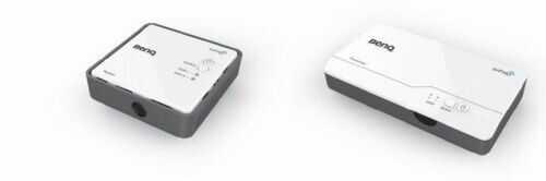 BenQ WDP01 zestaw bezprzewodowy Full HD+ UCHWYTorazKABEL HDMI GRATIS !!! MOŻLIWOŚĆ NEGOCJACJI  Odbiór Salon WA-WA lub Kurier 24H. Zadzwoń i Zamów: 888-111-321 !!!