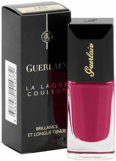 Guerlain La Laque Couleur 165 Champs-Elysees Lakier do Paznokci - 10ml - Darmowa Wysyłka od 149 zł