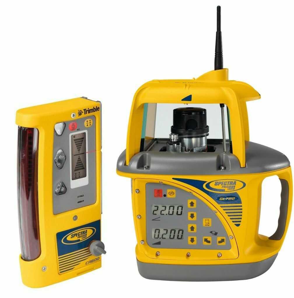 Niwelator laserowy SPECTRA PRECISION GL722