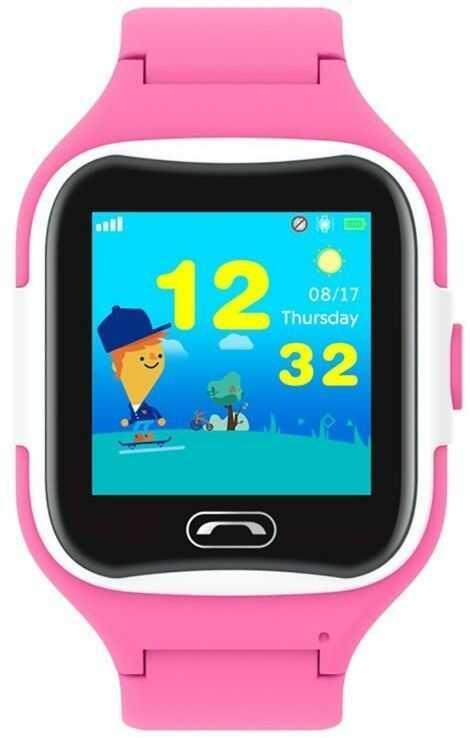 SMARTWATCH PACIFIC 08 KIDS - pink (zy644b)