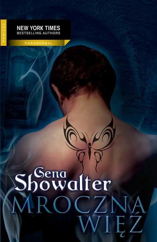 Mroczna więź - Gena Showalter - ebook