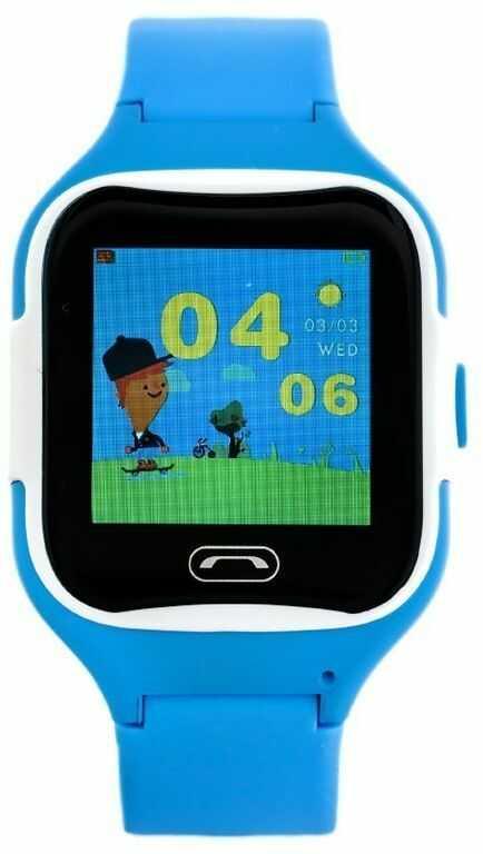 SMARTWATCH PACIFIC 08 KIDS - blue (zy644c)