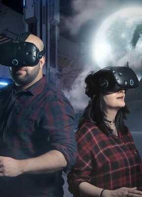 Wycieczka po świecie wirtualnej rzeczywistości dla dwojga  Toruń