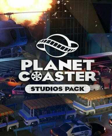 Planet Coaster - Studios Pack (PC) Steam