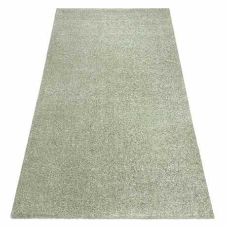 Nowoczesny dywan do prania ILDO 71181044 oliwka zielony 80x150 cm