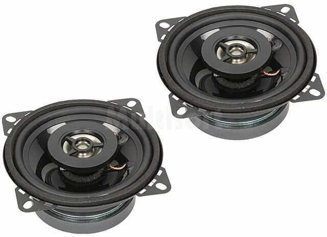 Głośniki samochodowe dwudrożny 100mm 100W 80 20000Hz 4Ohm 42mm