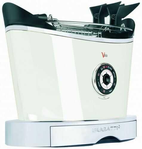 Toster Casa Bugatti VOLO biały