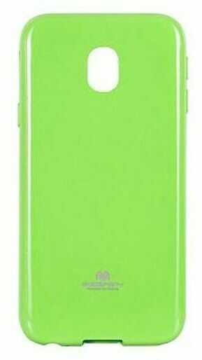 Mercury Jelly Case Samsung Galaxy J3 2017 (limonkowy)