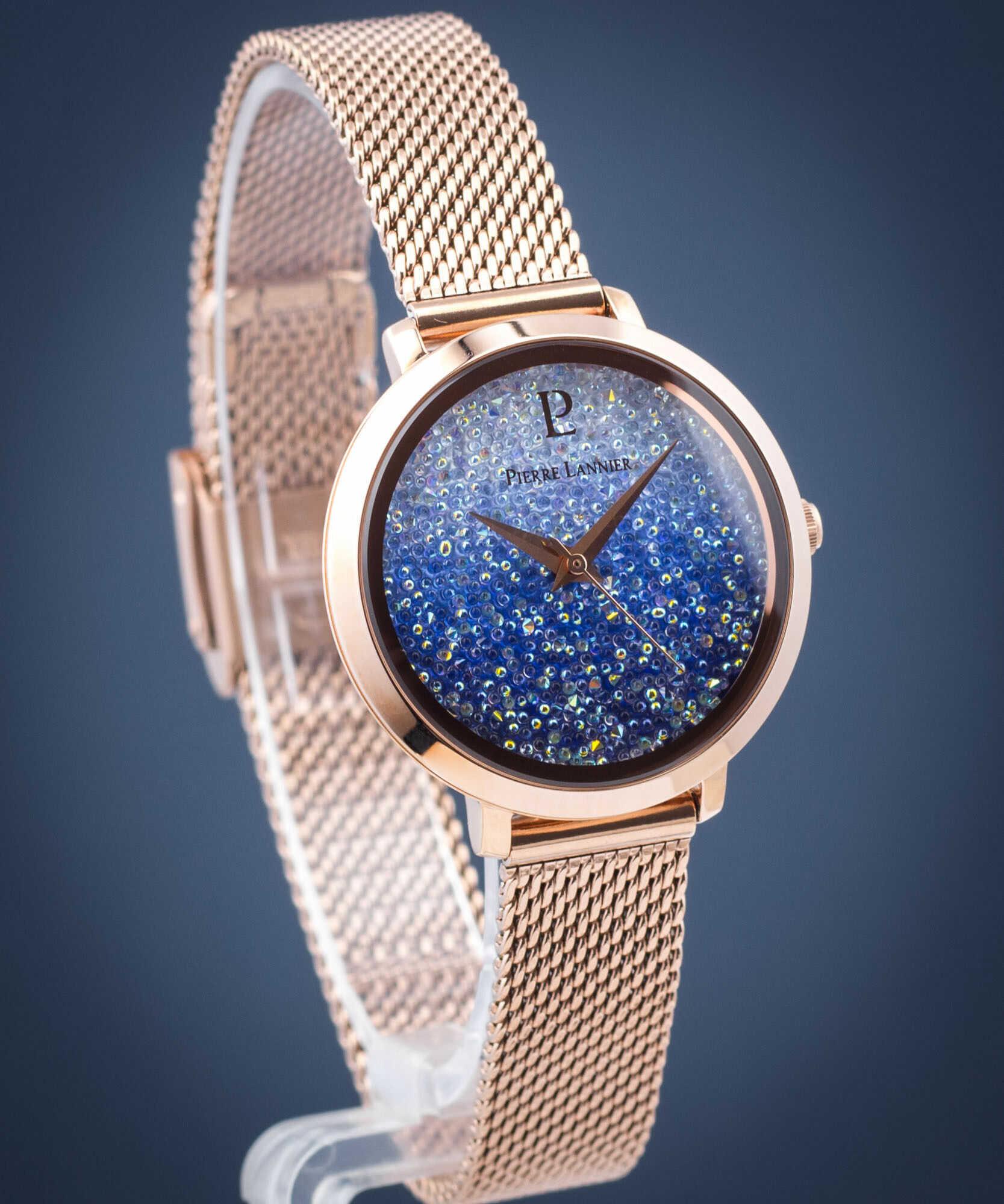 Zegarek damski Pierre Lannier Petie Cristal