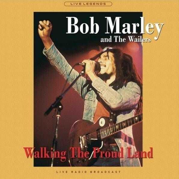 Walking the Proud Land - Płyta winylowa - Bob Marley