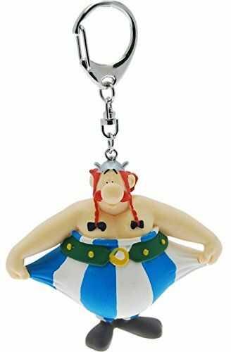 "Plastoy SAS PLA60388 breloczek do kluczy ""Asterix Obelix leere Taschen"""