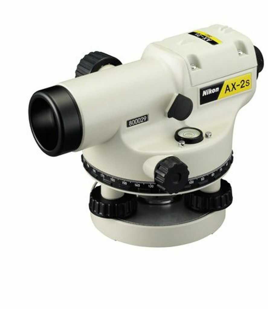 Niwelator optyczny NIKON AX-2s
