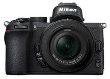 Nikon Z50 + Nikkor Z 16-50mm f/3.5-6.3 VR DX