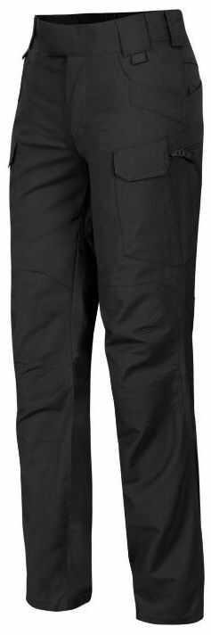 Spodnie damskie Helikon Women''s UTP Resized PolyCotton Ripstop Black (SW-UTR-PR-01)