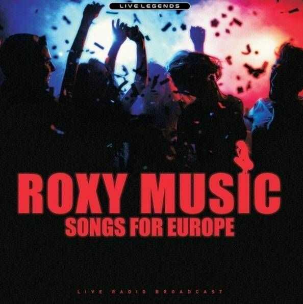 Songs for Europe - Płyta winylowa - Roxy Music