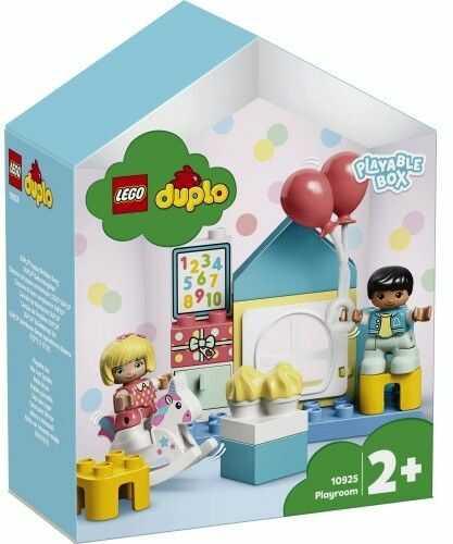 LEGO DUPLO - Pokój zabaw 10925