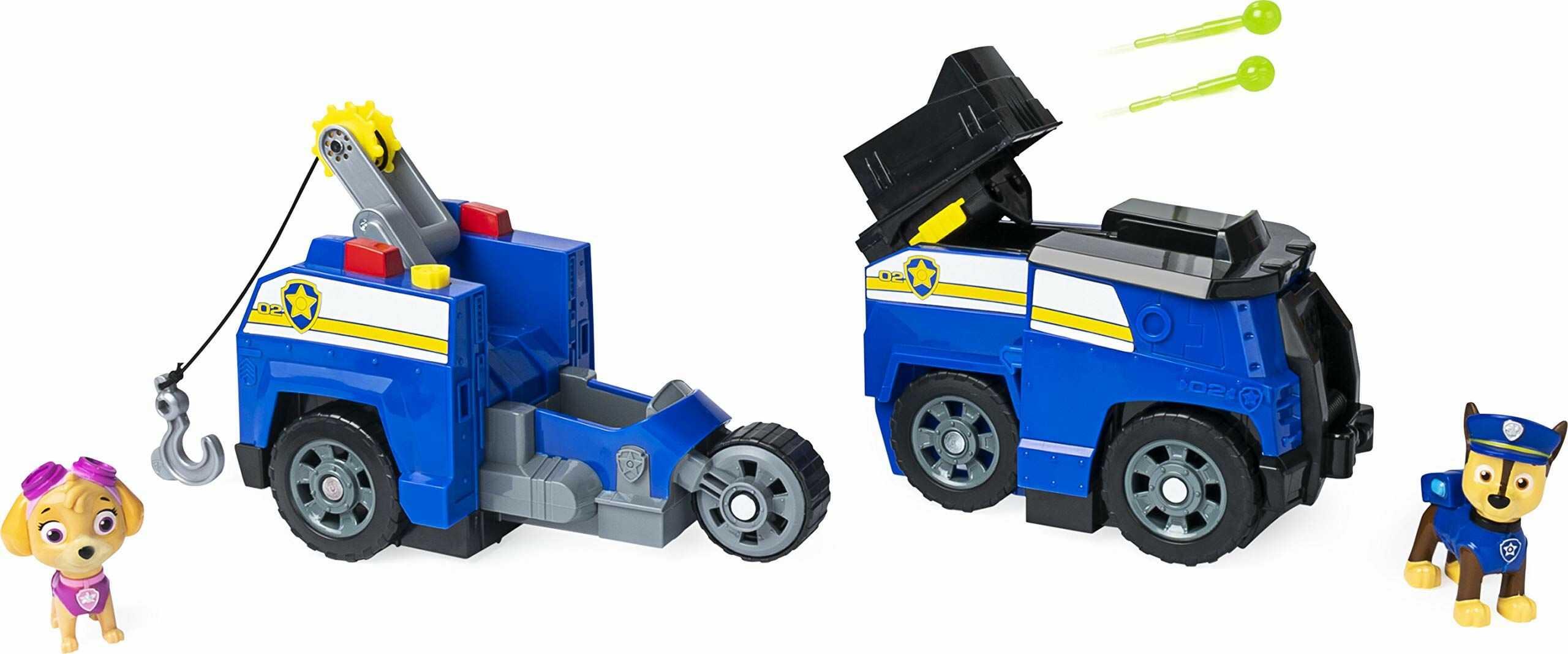 PSI PATROL: Pojazd 2w1 Marshall''a