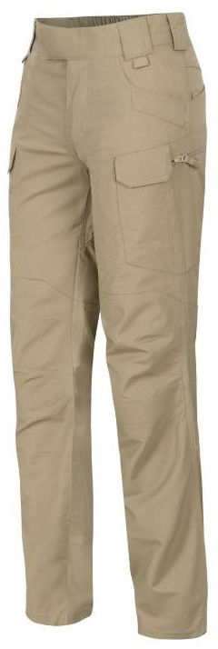 Spodnie damskie Helikon Women''s UTP Resized PolyCotton Ripstop Khaki (SW-UTR-PR-13)