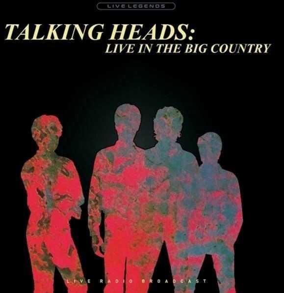 Live in the Big Country - Płyta winylowa - Talking Heads