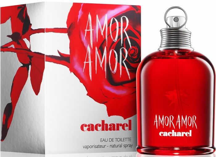 Cacharel Amor Amor Woman woda toaletowa - 20ml
