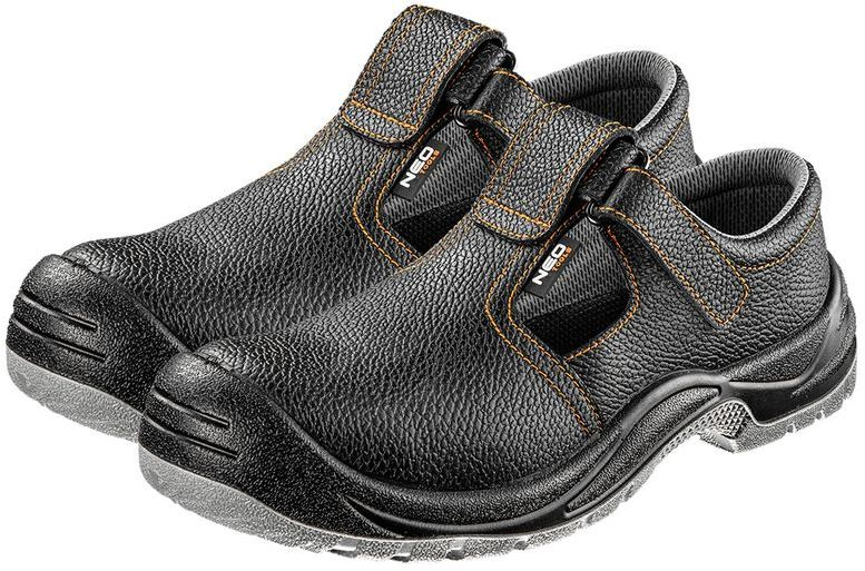 Sandały robocze skórzane S1 SRC rozmiar 42 82-070-42