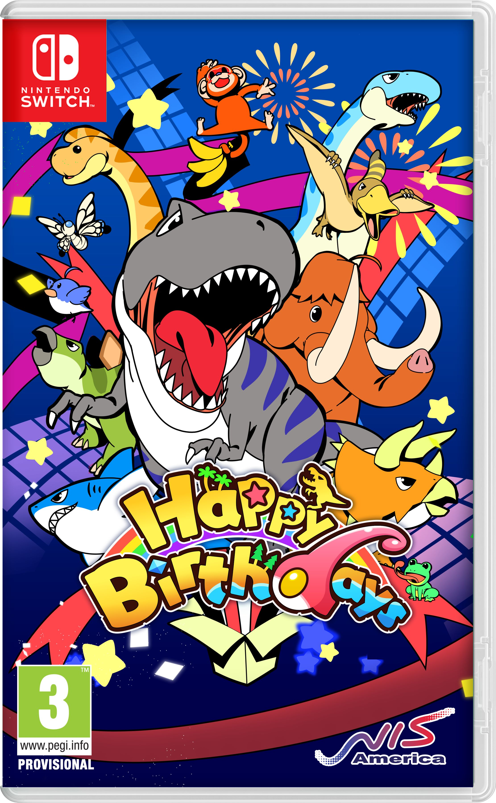 Gra Happy Birthdays (Nintendo Switch)