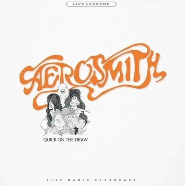 Quick On The Drawn - Płyta winylowa - Aerosmith