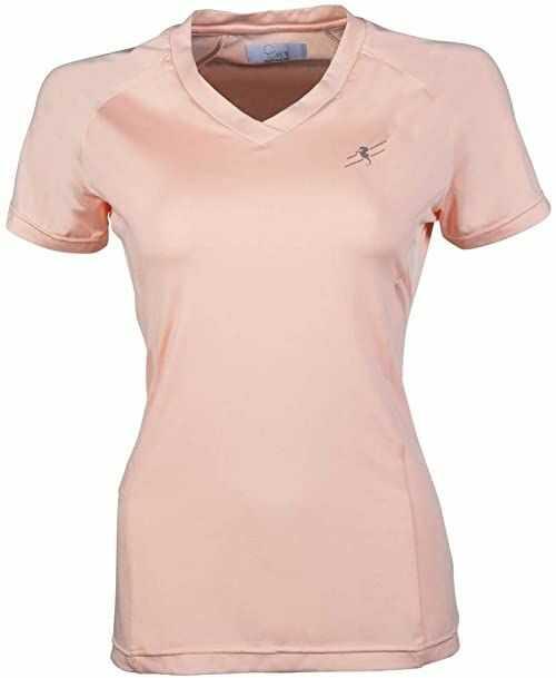 HKM T-shirt morelowy XS