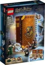 Lego Harry Potter - Chwile z Hogwartu: zajęcia z transformacji 76382