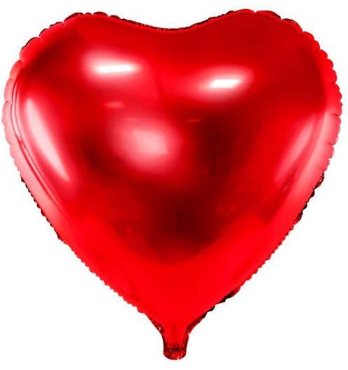 Duży zestaw balonów i dekoracji na Walentynki 31el. zes-WAL1