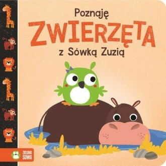 Zwierzęta Poznaję z Sówką Zuzią