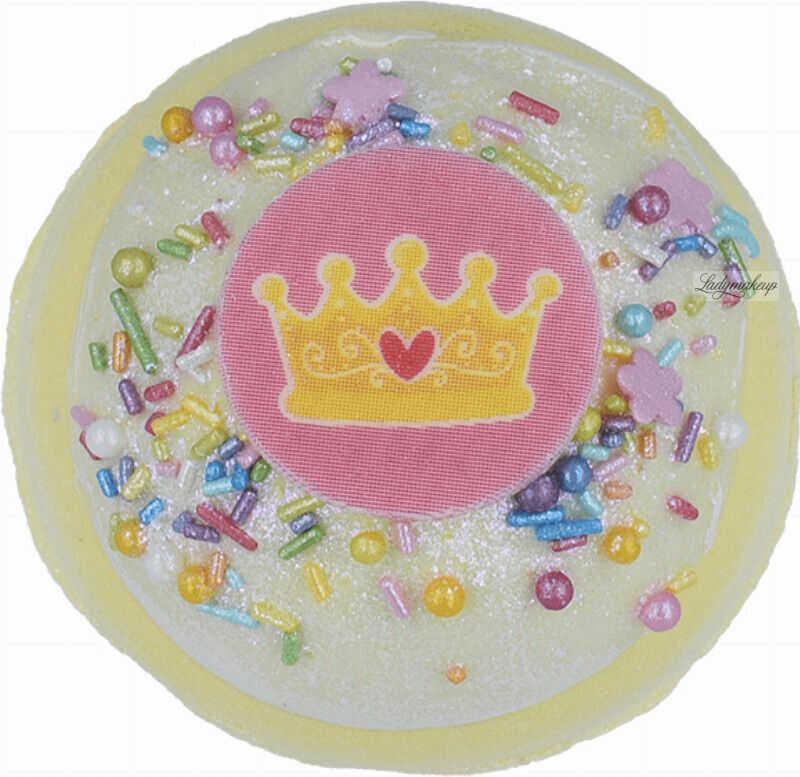 Bomb Cosmetics - Crowning Glory - Musująca kula do kąpieli - KRÓLEWSKA