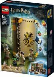 Lego Harry Potter - Chwile z Hogwartu: zajęcia z zielarstwa 76384