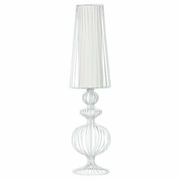 Biała lampa stołowa AVEIRO White wys.78cm 5125