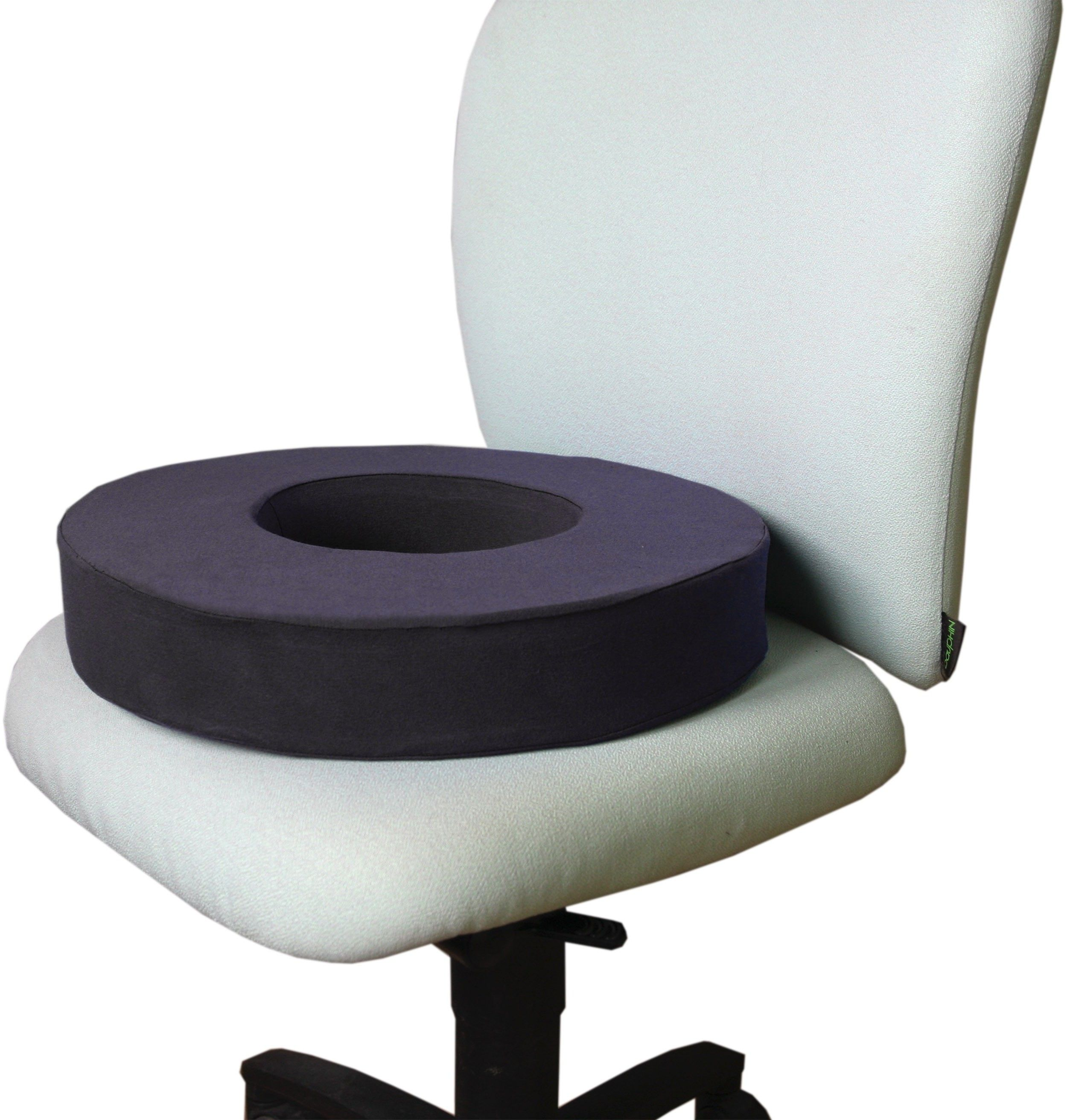 Poduszka przeciwodleżynowa z otworem do siedzenia