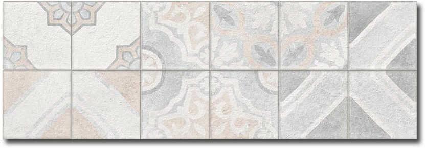 Omicron Piperi Multicolor 25x75