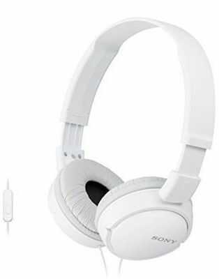 Słuchawki SONY MDR-ZX110AP Android Biały. > DARMOWA DOSTAWA ODBIÓR W 29 MIN DOGODNE RATY