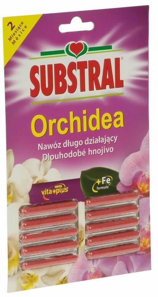 Nawóz ORCHIDEA 10 szt. SUBSTRAL