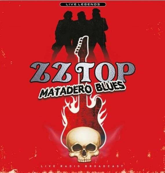Matadero Blues - Płyta winylowa - ZZ Top