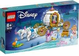 LEGO Disney Princess - Królewski powóz Kopciuszka 43192