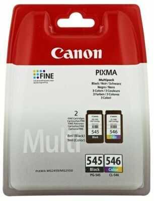 Tusz CANON PG545/CL546 Kolorowy DARMOWY TRANSPORT!