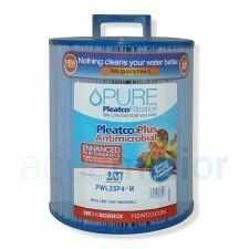 PLEATCO PWL25-P4-M Microban Antybakteryjny filtr do basenu SPA