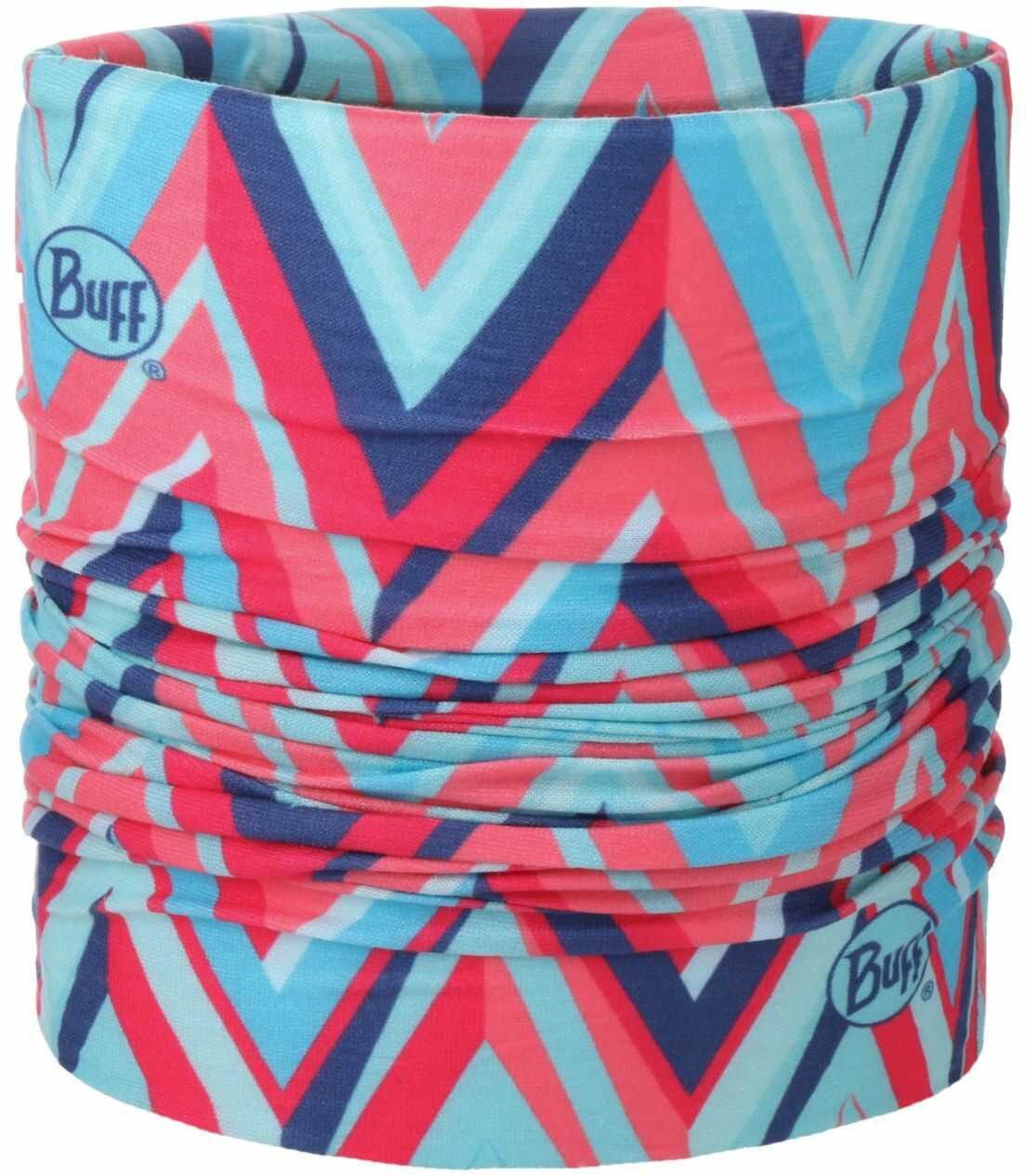 Chusta Wielofunkcyjna Junior Ziggy by BUFF, jasnoniebieski, One Size
