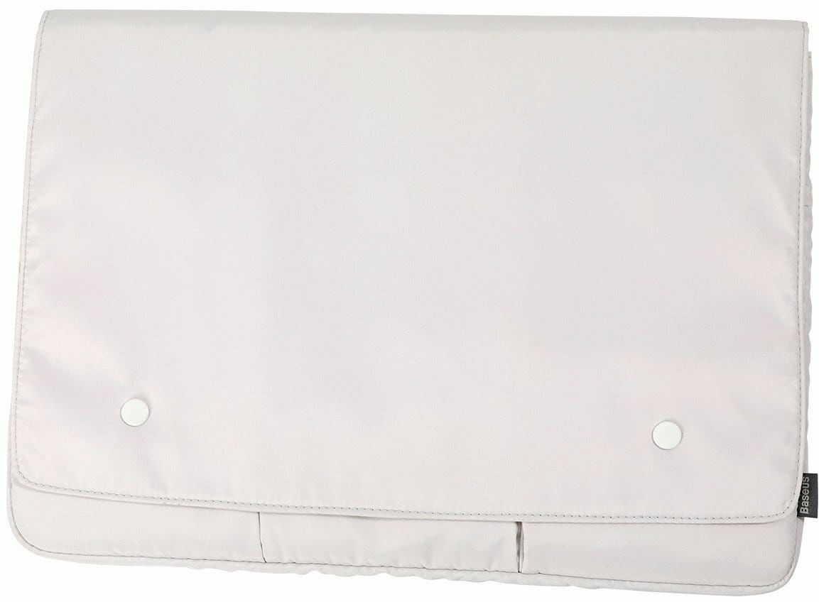 Etui Baseus Basics na laptopa do 16 cali (biały)