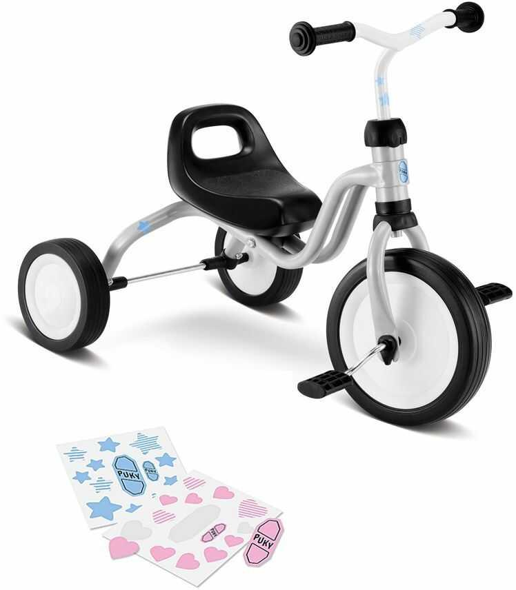 Puky Fitsch rowerek trójkołowy grey 2514